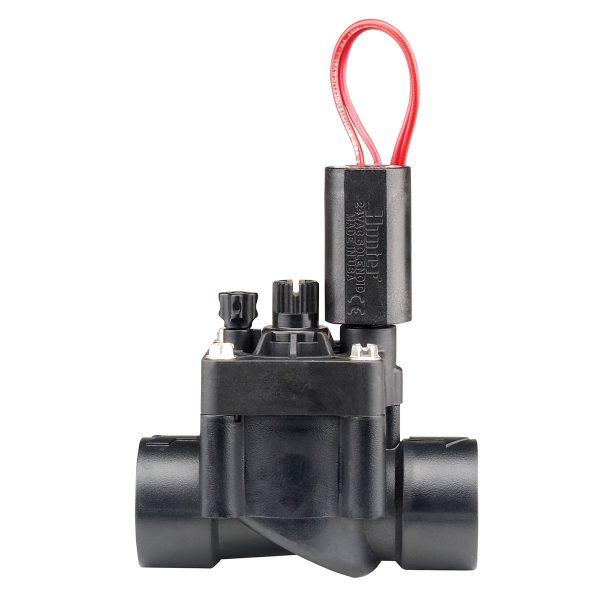 شیر برقی هانتر 1 اینچ دارای پیچ کنترل جریان سری PGV